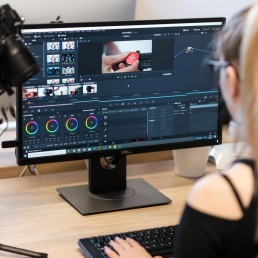 davinci resolve photo adria