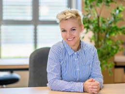 Maja Stilin Podravka poslovni portret