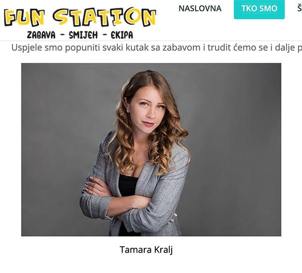 Tamara Kralj, Fun station, Koprivnica