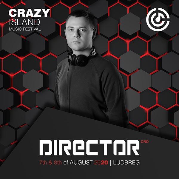 Vilim Cikač, Director, Crazy Island Ludbreg